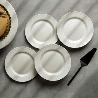 طقم أطباق حلى 4 قطع