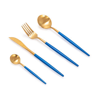 طقم أدوات المائدة 16 قطعة