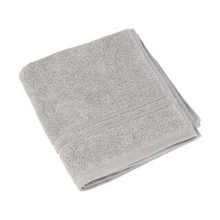 منشفة يد 50*100 سم لون رمادي من كوتاج