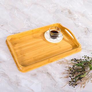 صينية تقديم من الخشب