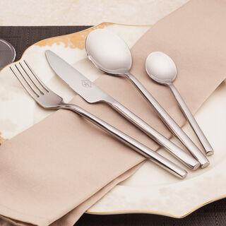 طقم ادوات المائدة من لا ميسا 20 قطعة