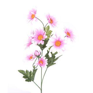زهرة الاقحوان صناعية لون بنفسجي