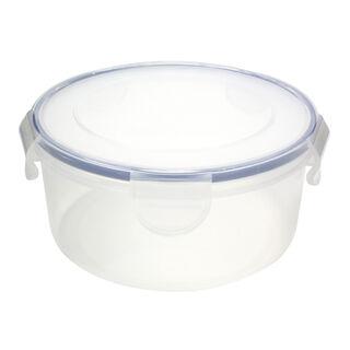 حافظة طعام بلاستيك دائرية سعة 2.3 لتر من البرتو