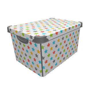 صندوق تخزين سعة 20 لتر