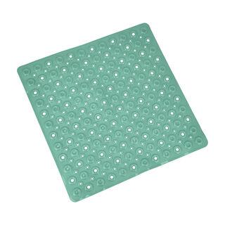 دعاسة حمام 54*54سم لون اخضر من كوتاج