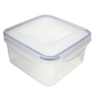 حافظة طعام بلاستيك مربعة سعة 1.2 لتر من البرتو