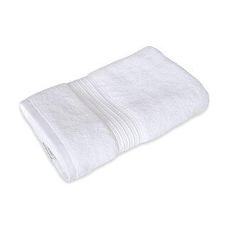 منشفة استحمام لون أبيض