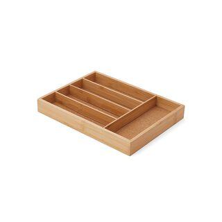 منظم خشب لادوات المطبخ