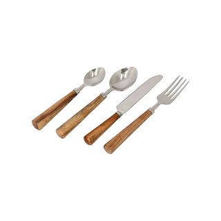 طقم أدوات المائدة 4 قطع