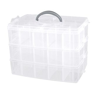 صندوق تخزين مقسم
