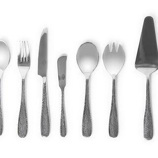 طقم أدوات المائدة 65 قطعة
