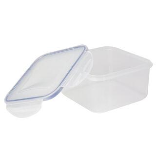 حافظة طعام بلاستيك مربعة سعة 2.0 لتر من البرتو