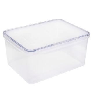 حافظة طعام بلاستيك مستطيل سعة 7.8 لتر من البرتو