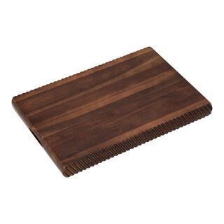 لوح تقطيع  من الخشب  لون بني