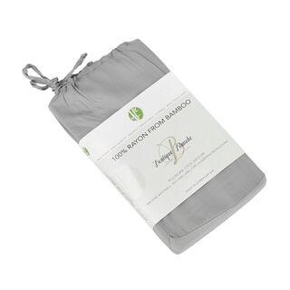 طقم غطاء مخدة 50*75 سم قطعتين لون رمادي من بوتيك بلانش
